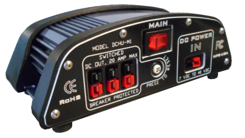 DC HEAD UNIT HU ISO 022
