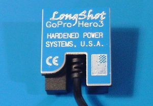 LongShot GoPro Battery Eliminator | GoPro G3 SD LSG3 HU Only close up 11 300x209
