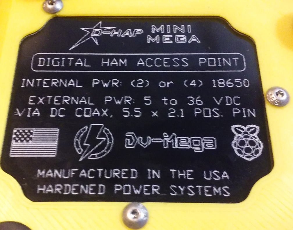 DHAP Mini Mega DHMM plate close 01